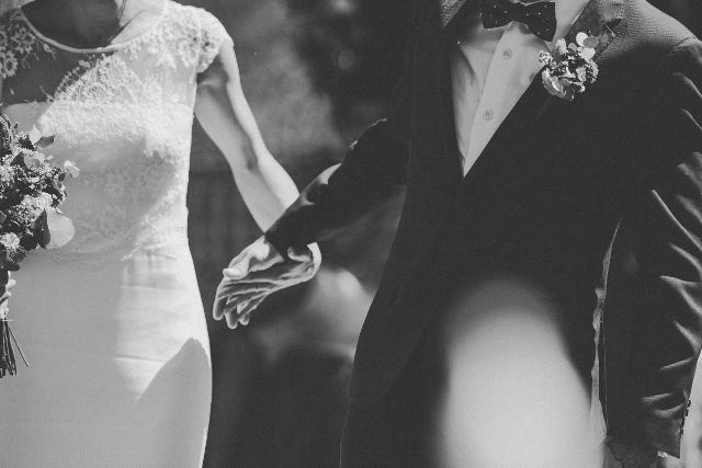 pareja de novios, servicios de una Wedding Planner