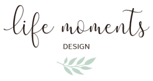 logo lifemomentsdesign